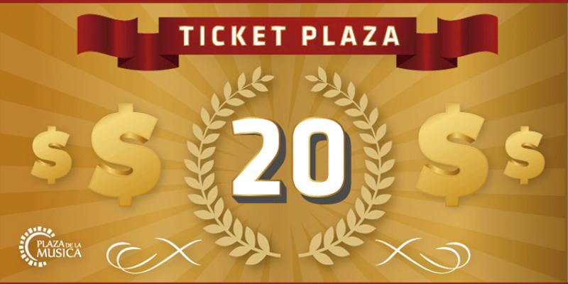 ¿Conocés los Tickets Plaza?