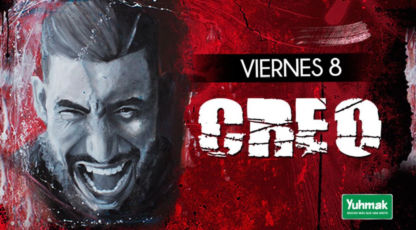 ¡Ulises presenta CREO en Plaza!