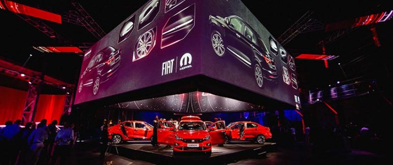 Lanzamiento Fiat Cronos en Plaza