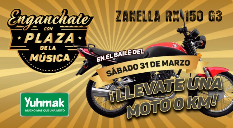 ¡Enganchate con Plaza!