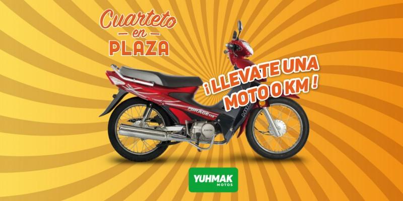 ¡Ganá una moto! | Bases y Condiciones