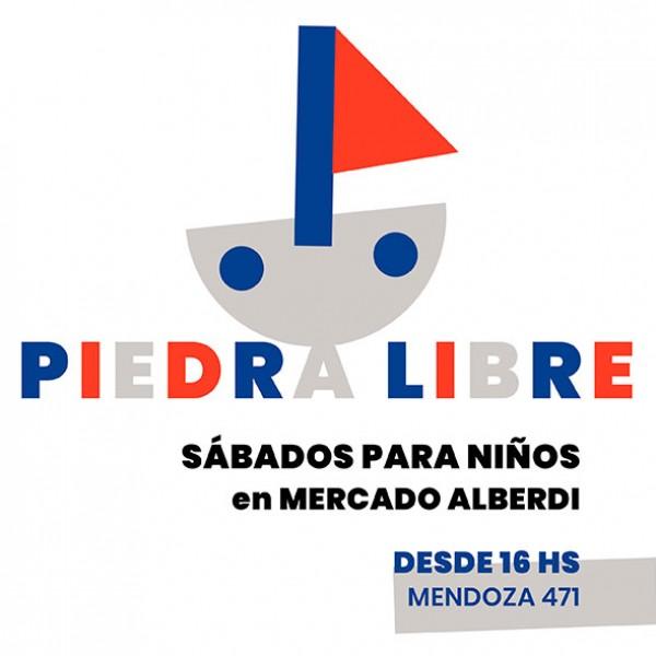 Piedra Libre, Sábados para niños en Mercado