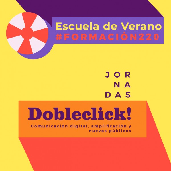 Jornadas Dobleclick! - Escuela de Verano 220