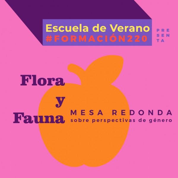 Flora y Fauna - mesa abierta