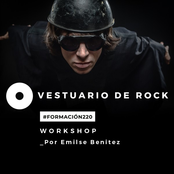 Vestuario de Rock workshop