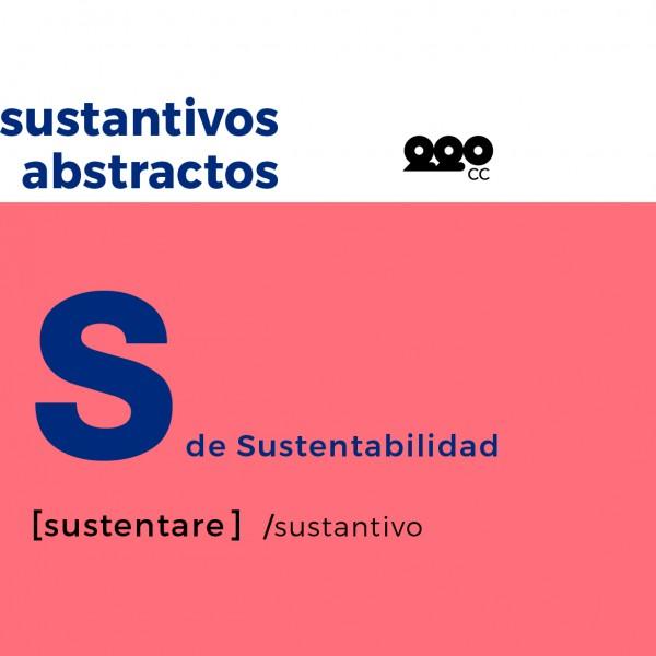 S, de Sustentabilidad Mesa Abierta