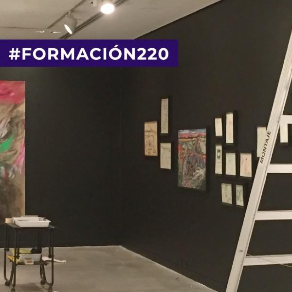 Montaje de exposiciones y cuidado de obras de artes Avanzado SEMINARIO