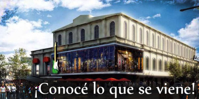 Proyecto Plaza de la Música