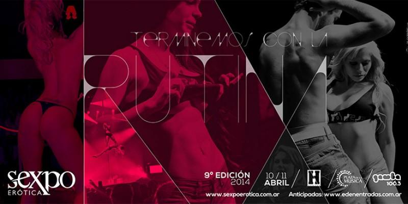 La feria erótica-sexual del país vuelve a Plaza de la Música